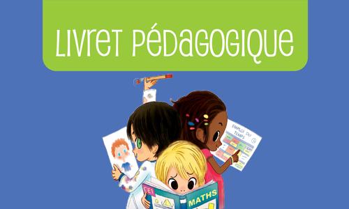 Téléchargez notre livret pédagogique !