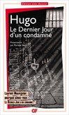 Dernier Jour d'un condamné (Le) - Victor Hugo -  - 9782081200746