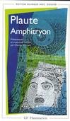Amphitryon -  Plaute -  - 9782080706003