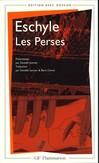 Perses (Les) -  Eschyle -  - 9782080711274