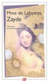 Zayde -  Lafayette (Mme de) -  - 9782080712462