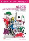 Alice au pays des merveilles -  Carroll (Lewis) -  - 9782081208070