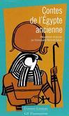 Contes de l'Égypte ancienne -  Collectif -  - 9782080721198