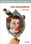 Caractères (Les) -  La Bruyère -  - 9782081303133
