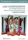 Confidents et autres nouvelles (Les) -  Claudel (Philippe) -  - 9782080722461
