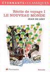Nouveau monde (Le)  -  Léry (Jean de) -  - 9782081296183