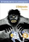 Odyssée (L') -  Homère -  - 9782081282100
