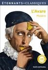 Avare (L') -  Molière -  - 9782081303119