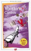 Candide ou L'optimisme -  Voltaire -  - 9782080712905