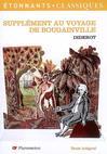 Supplément au voyage de Bougainville -  Diderot -  - 9782080723000