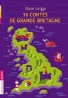 16 contes de Grande-Bretagne - Olivier Larizza, Anne-catherine Lepage, Anne-Sophie Mignolet -  - 9782081256439