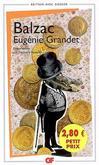 Eugénie Grandet -  Balzac -  - 9782081213173