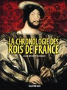 Chronologie des rois de France (La) - Jean-Benoît Durand -  - 9782081616677