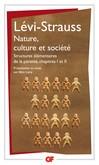 Nature, culture et société -  Lévi-Strauss -  - 9782081213807