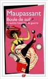 Boule de suif  -  Maupassant -  - 9782081224742