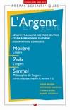 Argent (L') -  Molière,  Simmel,  Zola -  - 9782081220249