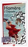 Odyssée (L') -  Homère -  - 9782081229136
