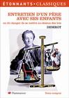Entretien d'un père avec ses enfants -  Diderot -  - 9782081238190