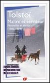 Maître et serviteur -  Tolstoï -  - 9782081244733