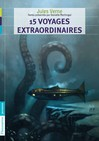 15 voyages extraordinaires de Jules Verne - Danielle Martinigol -  - 9782081258525