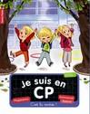 Je suis en CP - C'est la rentrée -  Magdalena, Anne-Sophie Mignolet, Emmanuel Ristord -  - 9782081247987