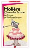 L'Ecole des femmes -  Molière -  - 9782081250444