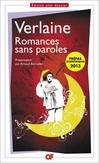 Romances sans paroles -  Verlaine -  - 9782081282162