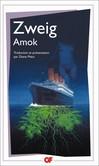Amok - Stefan Zweig -  - 9782081226548