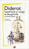 Supplément au voyage de Bougainville et autres textes -  Diderot -  - 9782081297159