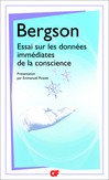 Essai sur les données immédiates de la conscience - Henri Bergson -  - 9782081303249