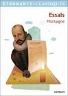 Essais -  Montaigne -  - 9782081289697