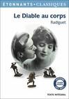 Diable au corps (Le) - Raymond Radiguet -  - 9782081289666