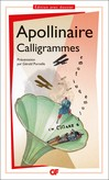 Calligrammes - Guillaume Apollinaire -  - 9782081282629