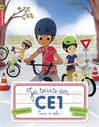 Je suis en CE1 - Tous à vélo! -  Magdalena, Emmanuel Ristord -  - 9782081342002