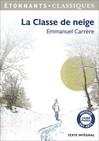 La classe de neige  - Emmanuel Carrère  -  - 9782081347823