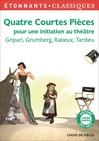Quatre courtes pièces pour une initiation au théâtre -  Grumberg (Jean-Claude) -  - 9782081347885