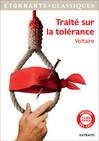 Traité sur la tolérance -  Voltaire -  - 9782081375420