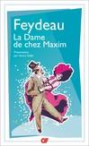 Dame de chez Maxim (La) - Georges Feydeau - 9782081227033 - 9782081227033